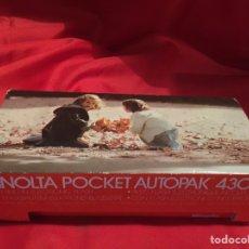Cámara de fotos - Cámara fotográfica minolta autopak 430 Ex - totalmente nueva - 100033723