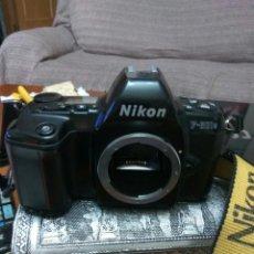 Cámara de fotos: CAMARA NIKON F-601M. Lote 100426331