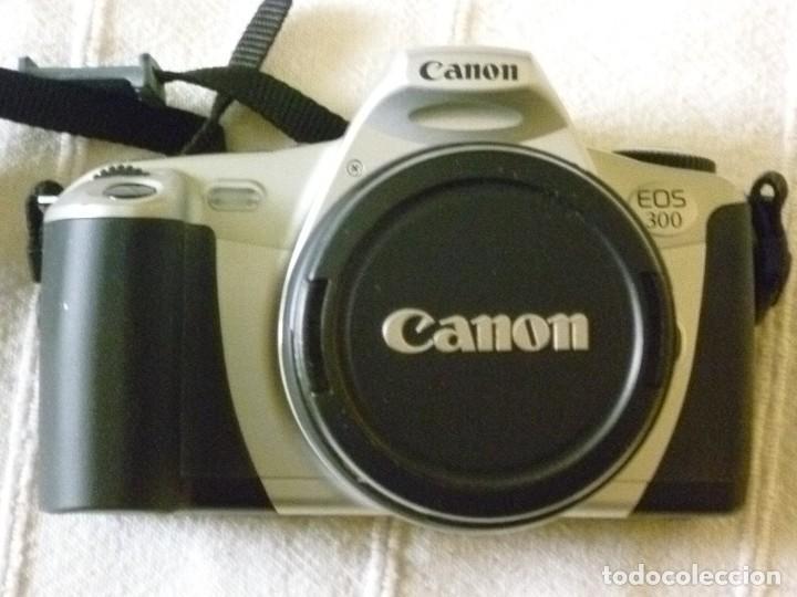Cámara de fotos: CÁMARA CANON EOS 300 CON FUNDA - Foto 4 - 103568071
