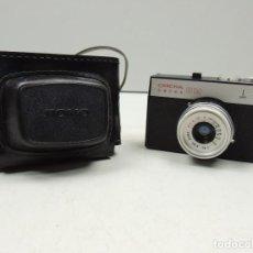 Cámara de fotos: ANTIGUA CÁMARA SMENA 8 FUNDA BUEN ESTADO FUNCIONA RUSIA USSR. Lote 103380483