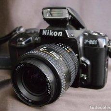 Cámara de fotos: NIKON F-601 AF, NIKKOR 35/70MM. Lote 104407203