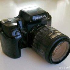 Cámara de fotos: PENTAX Z1 CON 28/80 MOTORIZADO. Lote 108055015
