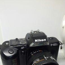 Cámara de fotos: ANTIGUA REFLEX AUTOFOCUS NIKON F401 S. Lote 108073523