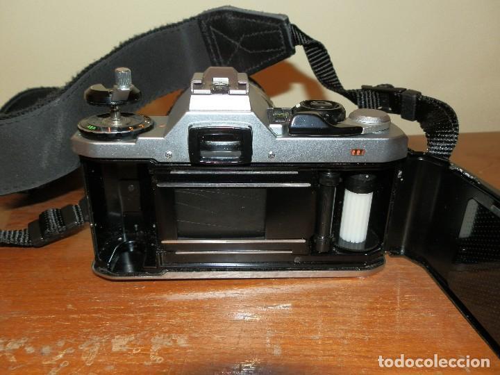 Cámara de fotos: Camara de fotos Pentax ME super mas objetivo Tokina 28-105 - Foto 5 - 112464143