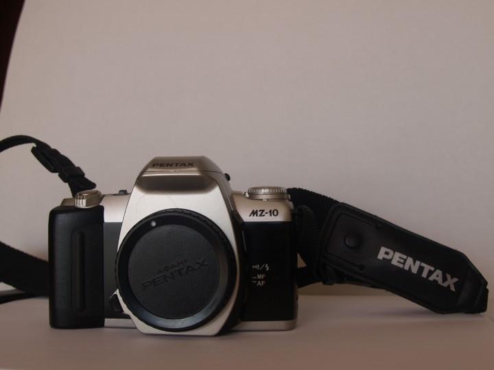 Cámara de fotos: PENTAX MZ - 10 + CORREA PENTAX - Foto 4 - 109457507