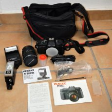 Cámara de fotos: CAMARA FOTOGRAFICA PENTAX P 30. Lote 152679290