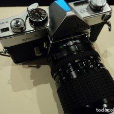 Cámara de fotos: REFLEX ANALÓGICA MINOLTA SR7 . Lote 113425647
