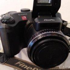 Cámara de fotos: FUJIFILM FINEPIX S602Z CAMARA. Lote 115385779