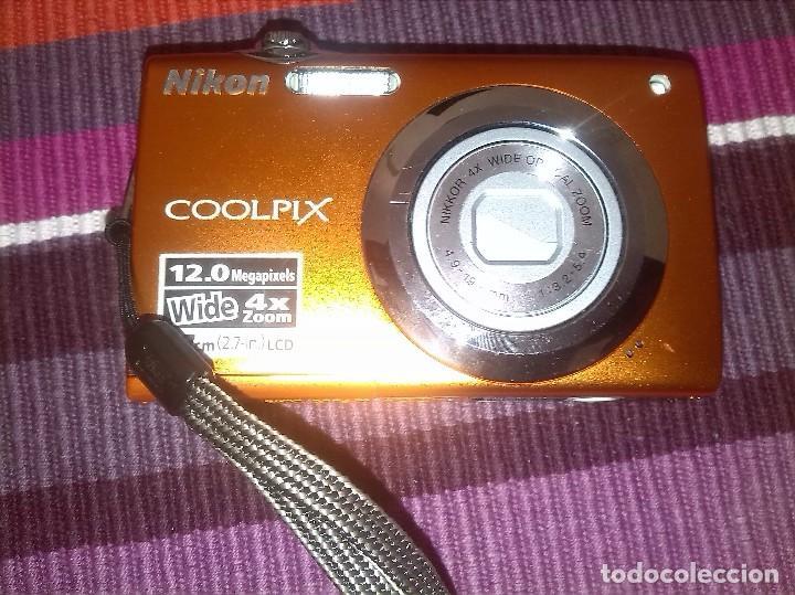 Cámara de fotos: Cámara digital Nikon COOLPIX S3000 12 Megapixels Wide 4x zoom LCD - Foto 5 - 117210763