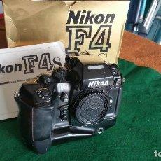 Photo camera - Nikon f4s - 117807215