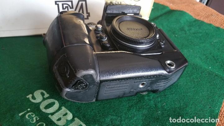 Cámara de fotos: Nikon f4s - Foto 3 - 117807215