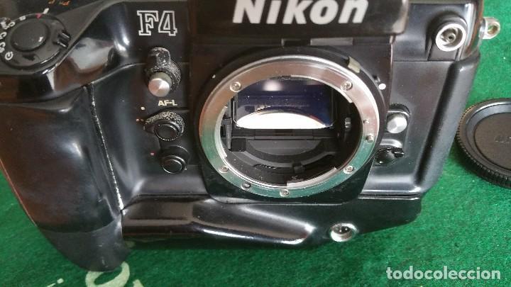Cámara de fotos: Nikon f4s - Foto 5 - 117807215