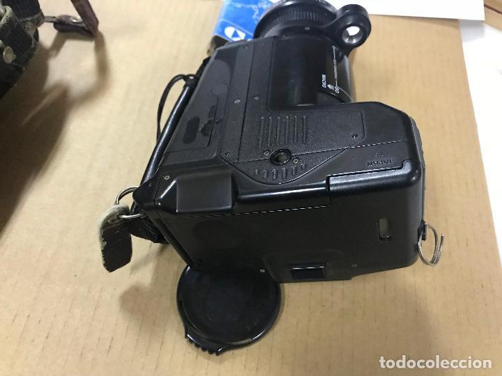 Cámara de fotos: CAMARA FOTOGRAFICA CHINON GS-7 REFLEX ZOOM, 1989, con funda - Foto 10 - 119174907