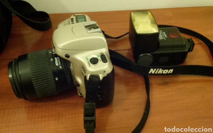 Cámara de fotos: Cámara analógica Nikon F-50 - Foto 2 - 119541432