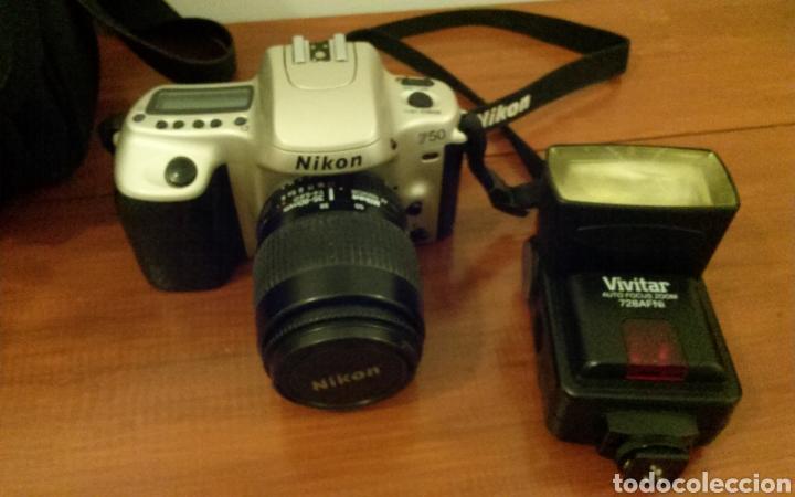 Cámara de fotos: Cámara analógica Nikon F-50 - Foto 5 - 119541432