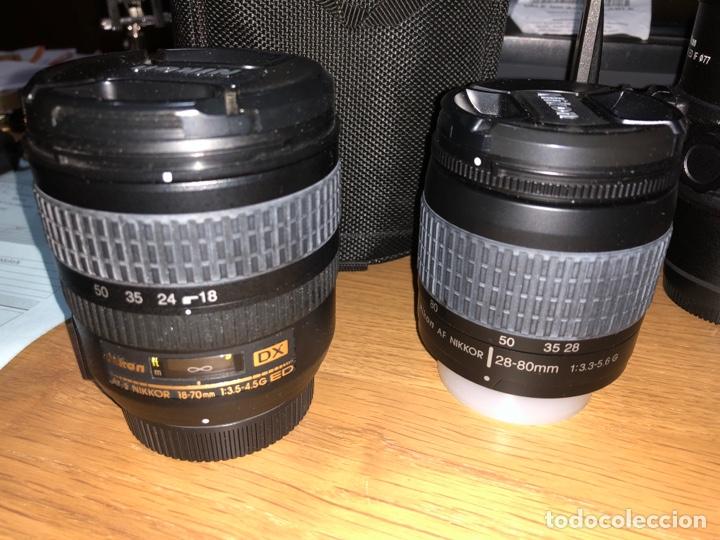 Cámara de fotos: Cámara de fotos y objetivos Nikon - Foto 5 - 119727844