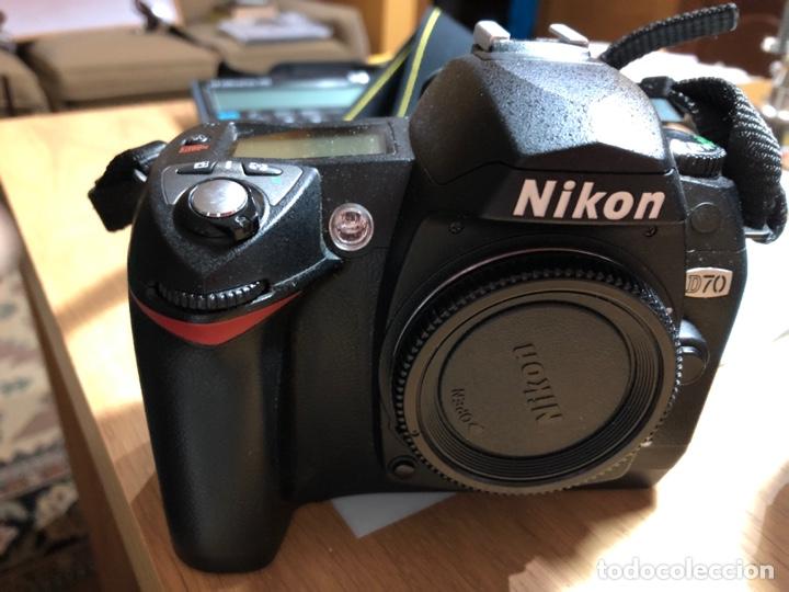 Cámara de fotos: Cámara de fotos y objetivos Nikon - Foto 6 - 119727844