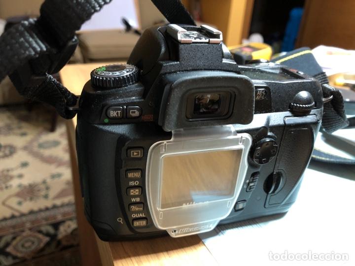 Cámara de fotos: Cámara de fotos y objetivos Nikon - Foto 7 - 119727844