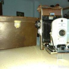 Cámara de fotos: CAMARA POLAROID 95 MAS BOLSO . Lote 120448355