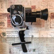 Cámara de fotos: CAMARA 8 MM BOLEX PAILLARD REFLEX P3 AÑOS 60. Lote 121057127