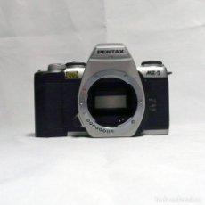 Cámara de fotos: CAMARA REFLEX PENTAX ANALOGICA MZ5. Lote 121781467