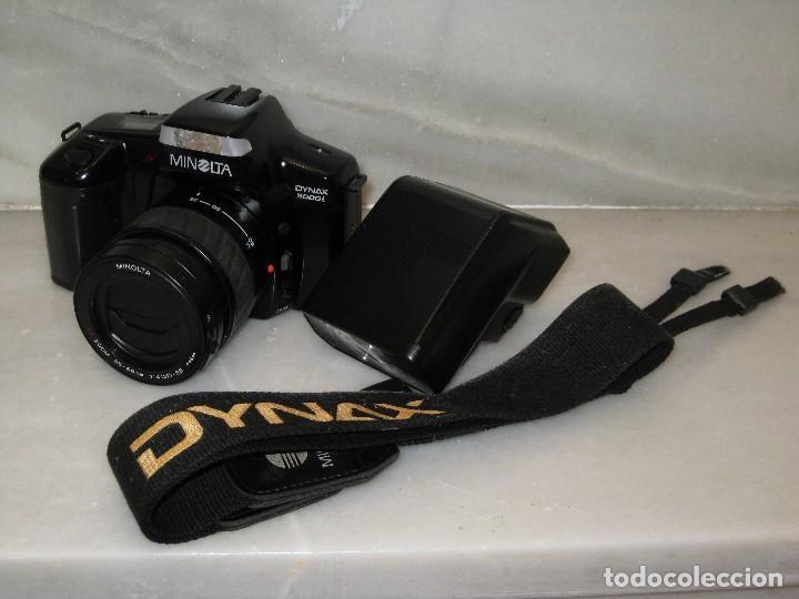 Cámara de fotos: Minolta 5000i más Flash Minolta 3200i - Foto 2 - 122471947