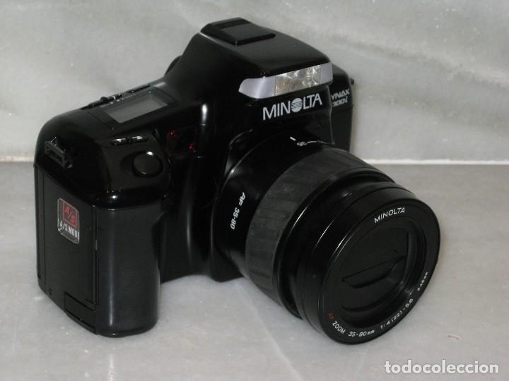 Cámara de fotos: Minolta 5000i más Flash Minolta 3200i - Foto 4 - 122471947
