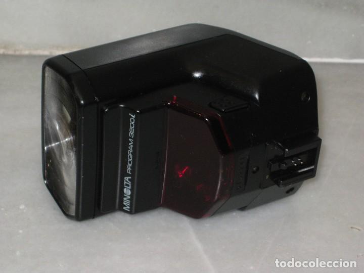 Cámara de fotos: Minolta 5000i más Flash Minolta 3200i - Foto 5 - 122471947