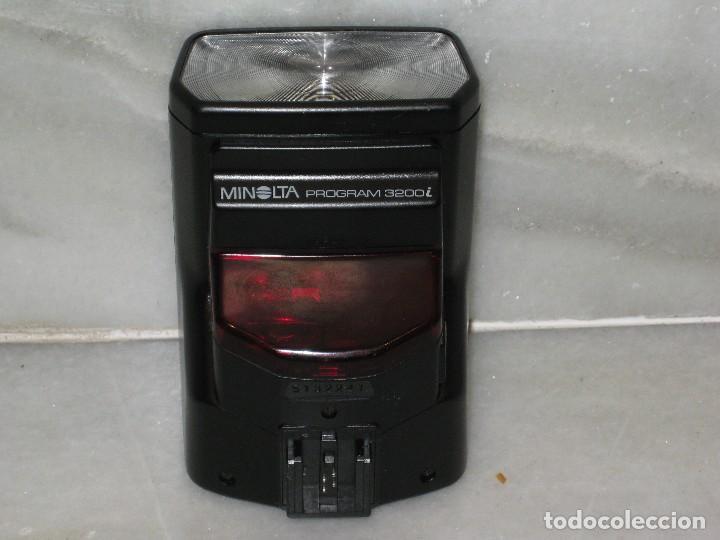 Cámara de fotos: Minolta 5000i más Flash Minolta 3200i - Foto 6 - 122471947