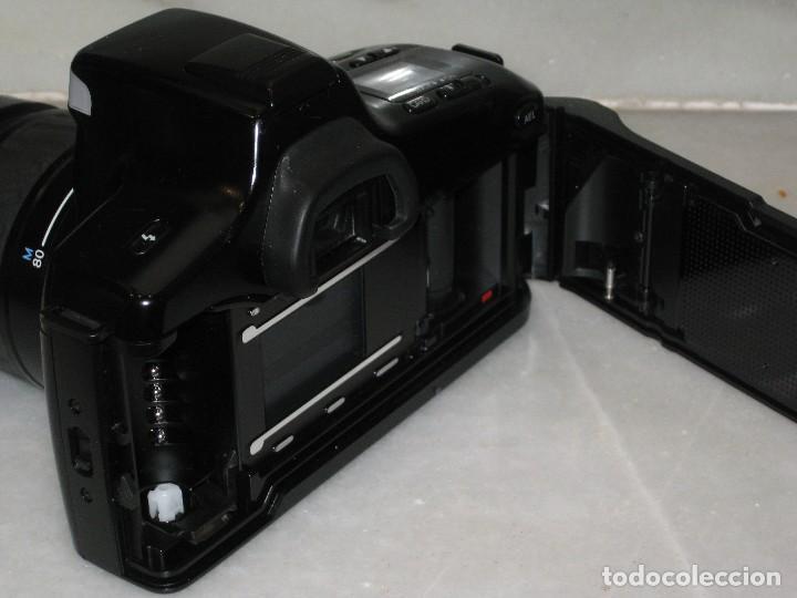 Cámara de fotos: Minolta 5000i más Flash Minolta 3200i - Foto 8 - 122471947