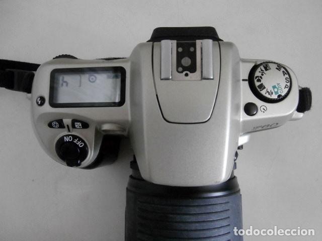 Cámara de fotos: CAMARA NIKON F60 MÁS OBJETIVO ZOOM VIVITAR SERIE 1 - 70-210mm - Foto 2 - 123065331
