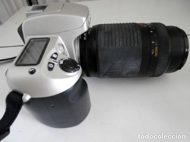 Cámara de fotos: CAMARA NIKON F60 MÁS OBJETIVO ZOOM VIVITAR SERIE 1 - 70-210mm - Foto 3 - 123065331