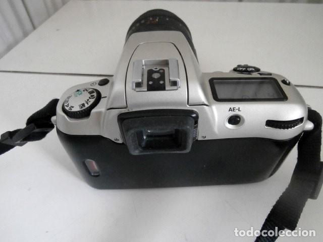Cámara de fotos: CAMARA NIKON F60 MÁS OBJETIVO ZOOM VIVITAR SERIE 1 - 70-210mm - Foto 4 - 123065331