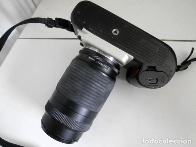 Cámara de fotos: CAMARA NIKON F60 MÁS OBJETIVO ZOOM VIVITAR SERIE 1 - 70-210mm - Foto 6 - 123065331