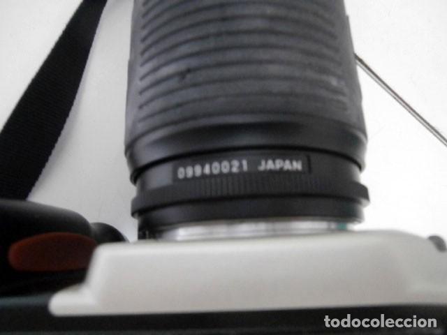 Cámara de fotos: CAMARA NIKON F60 MÁS OBJETIVO ZOOM VIVITAR SERIE 1 - 70-210mm - Foto 7 - 123065331