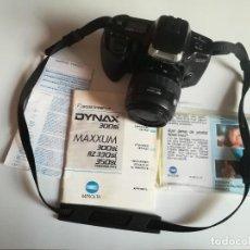 Cámara de fotos: CAMARA MINOLTA DYNAX 300SI AUTOFOCO. Lote 125346691