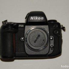 Cámara de fotos: NIKON F100. Lote 127779583
