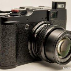 Cámara de fotos: CAMARA FUJIFILM X10 CON EXTRAS . Lote 128570903