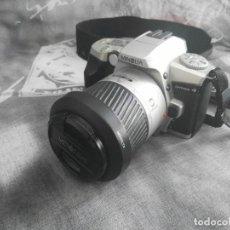 Cámara de fotos - Cámara de fotos Minolta SLR Analógica - Dynax 4 - 35 mm + Lente Minolta AF 28-100 M - 129733939