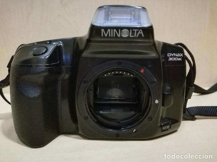 Cámara de fotos: CAMARA FOTOGRAFICA - MINOLTA DIMAX 300SI + ZOOM AF 35-70 + ZOOM TAMRON 80-210 + FILTRO HAMA PL M-52 - Foto 6 - 130071919