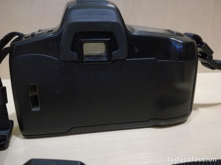 Cámara de fotos: CAMARA FOTOGRAFICA - MINOLTA DIMAX 300SI + ZOOM AF 35-70 + ZOOM TAMRON 80-210 + FILTRO HAMA PL M-52 - Foto 8 - 130071919
