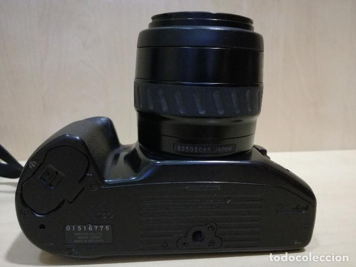 Cámara de fotos: CAMARA FOTOGRAFICA - MINOLTA DIMAX 300SI + ZOOM AF 35-70 + ZOOM TAMRON 80-210 + FILTRO HAMA PL M-52 - Foto 11 - 130071919