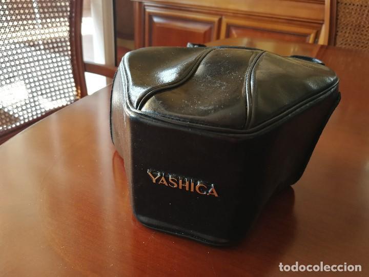 Cámara de fotos: VENTA CONJUNTA O SEPARADA LOTE DE FOTOGRAFIA: CAMARA YASHICA 200-AF, FLASH YASHICA CS-250 AF... - Foto 17 - 131115888