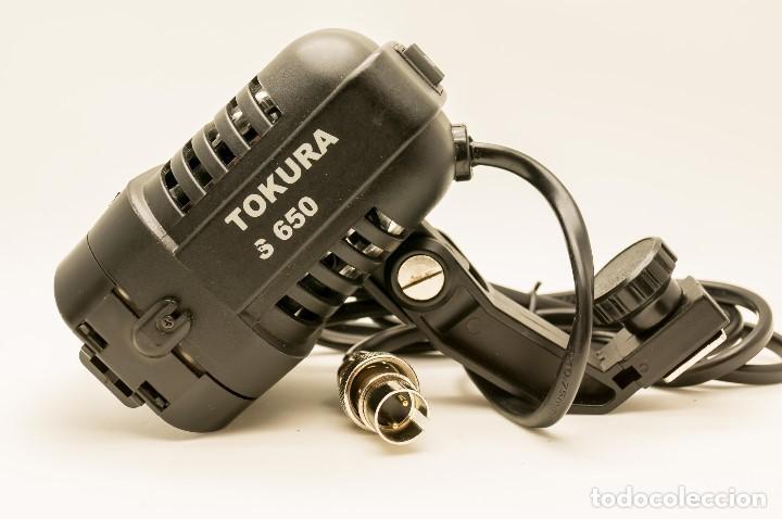 Cámara de fotos: ANTORCHA LED PROFESIONAL TOKURA DARWIN S-650 - Foto 12 - 131153344