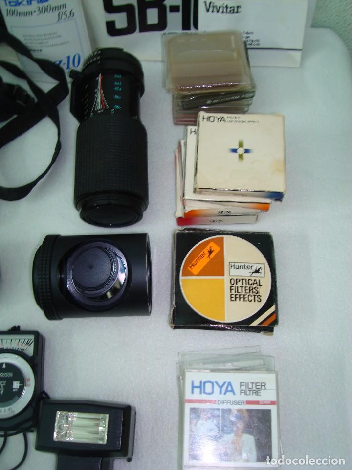 Cámara de fotos: CAMARA FOTOGRAFICA NIKON FG 20 - Foto 4 - 131389186