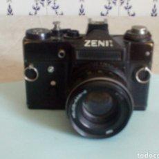 Cámara de fotos: ANTIGUA CÁMARA DE FOTOS ZENIT. Lote 131493474