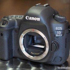 Cámara de fotos: CANON® EOS 5D MARK IV (CUERPO). Lote 133059194