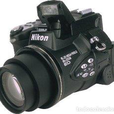 Cámara de fotos: NIKON 5700 CAMERA COOLPIX 5700 - AÑO 2005. Lote 134296866