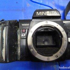 Cámara de fotos: CAMARA DE FOTOS MINOLTA 7000. Lote 134541254