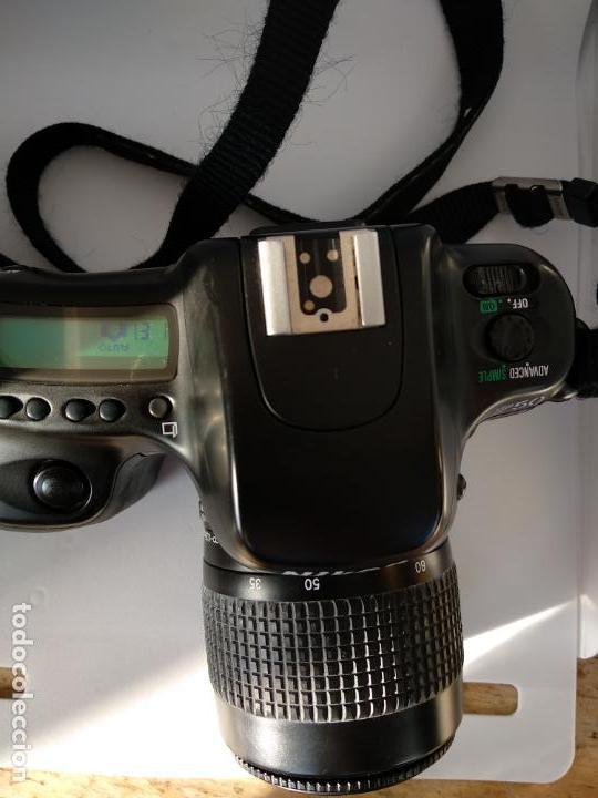 Cámara de fotos: Cámara Nikon F50 objetivo Nikkor 35-80 funcionando - Foto 2 - 134889218